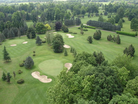 Overview of golf course named Golf Club Lecco