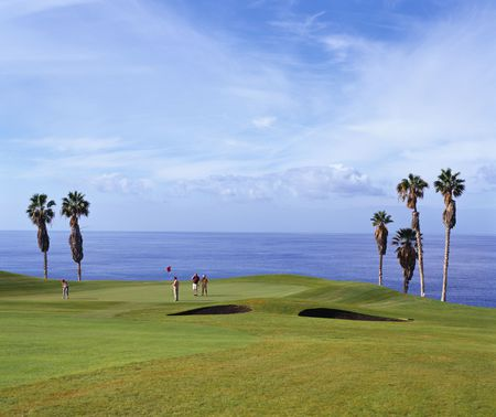 Overview of golf course named Golf Costa Adeje