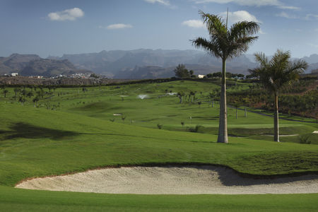 Overview of golf course named Lopesan Meloneras Golf