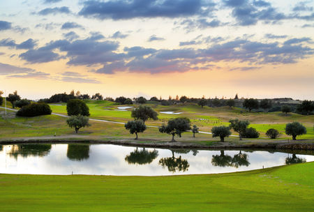 Overview of golf course named Barcelo Montecastillo Golf and Sports Resort