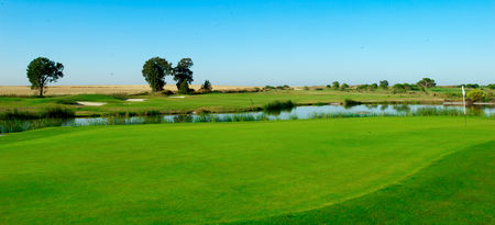 Overview of golf course named La Estancia Golf