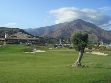 Overview of golf course named Valle Romano Golf and Resort