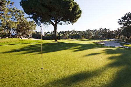 Overview of golf course named Islantilla Golf Resort