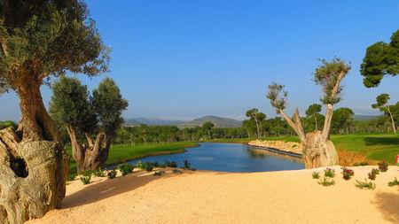 Overview of golf course named Club de Golf de Son Servera