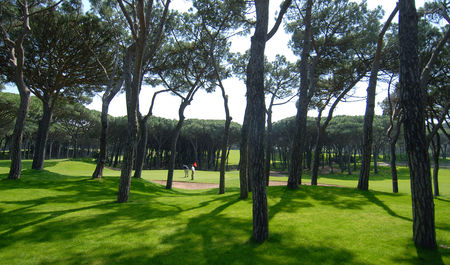 Overview of golf course named Golf Platja de Pals