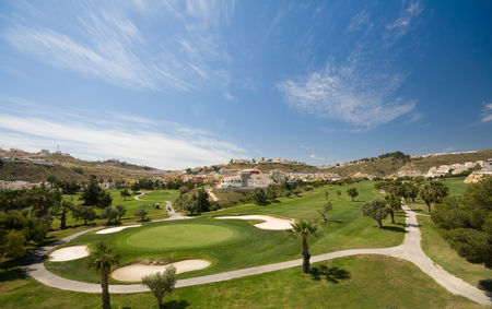 Overview of golf course named Golf and Country Club La Marquesa