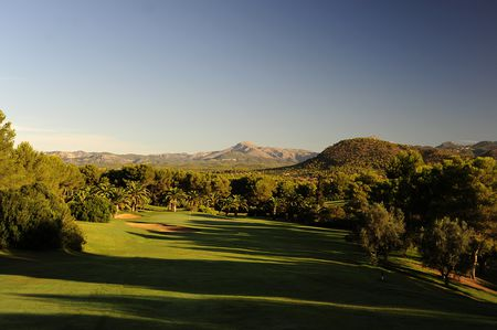 Overview of golf course named Club de Golf de Poniente