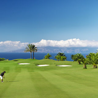 Campo de golf abama cover picture