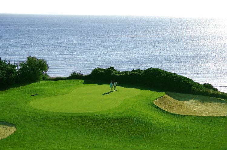 Novo sancti petri golf cover picture