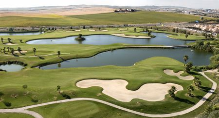 Overview of golf course named Sherry Golf Jerez