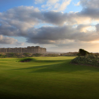 Mazagan golf club cover picture