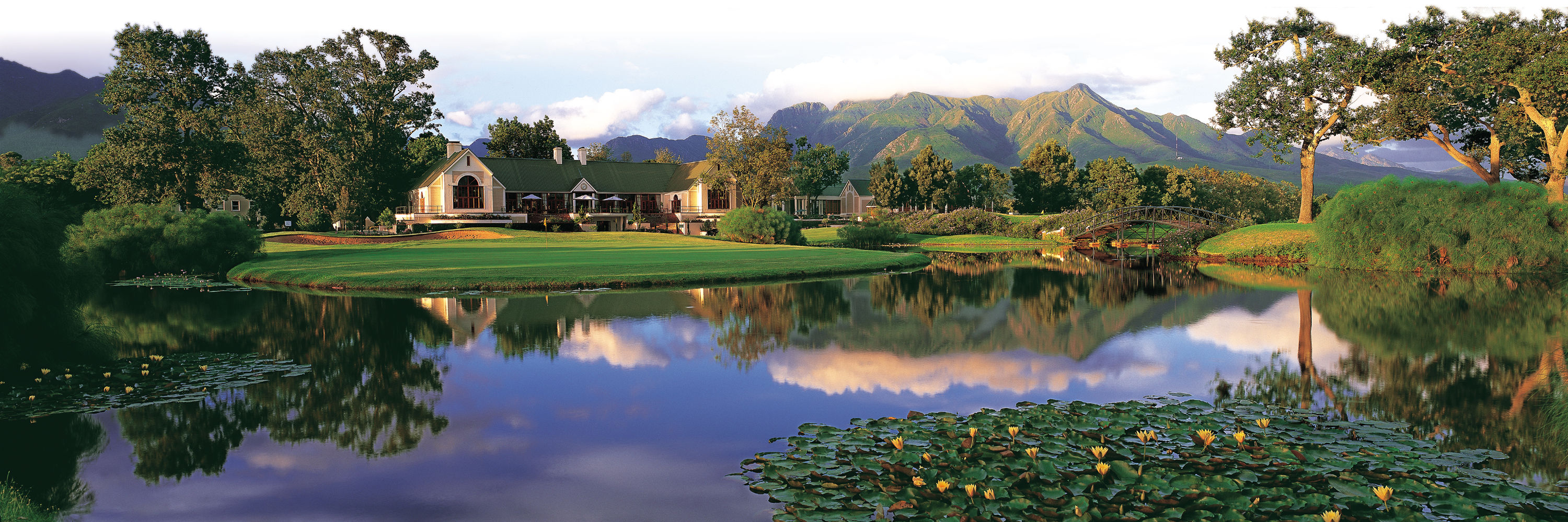 Fancourt hotel and country club estate cover picture