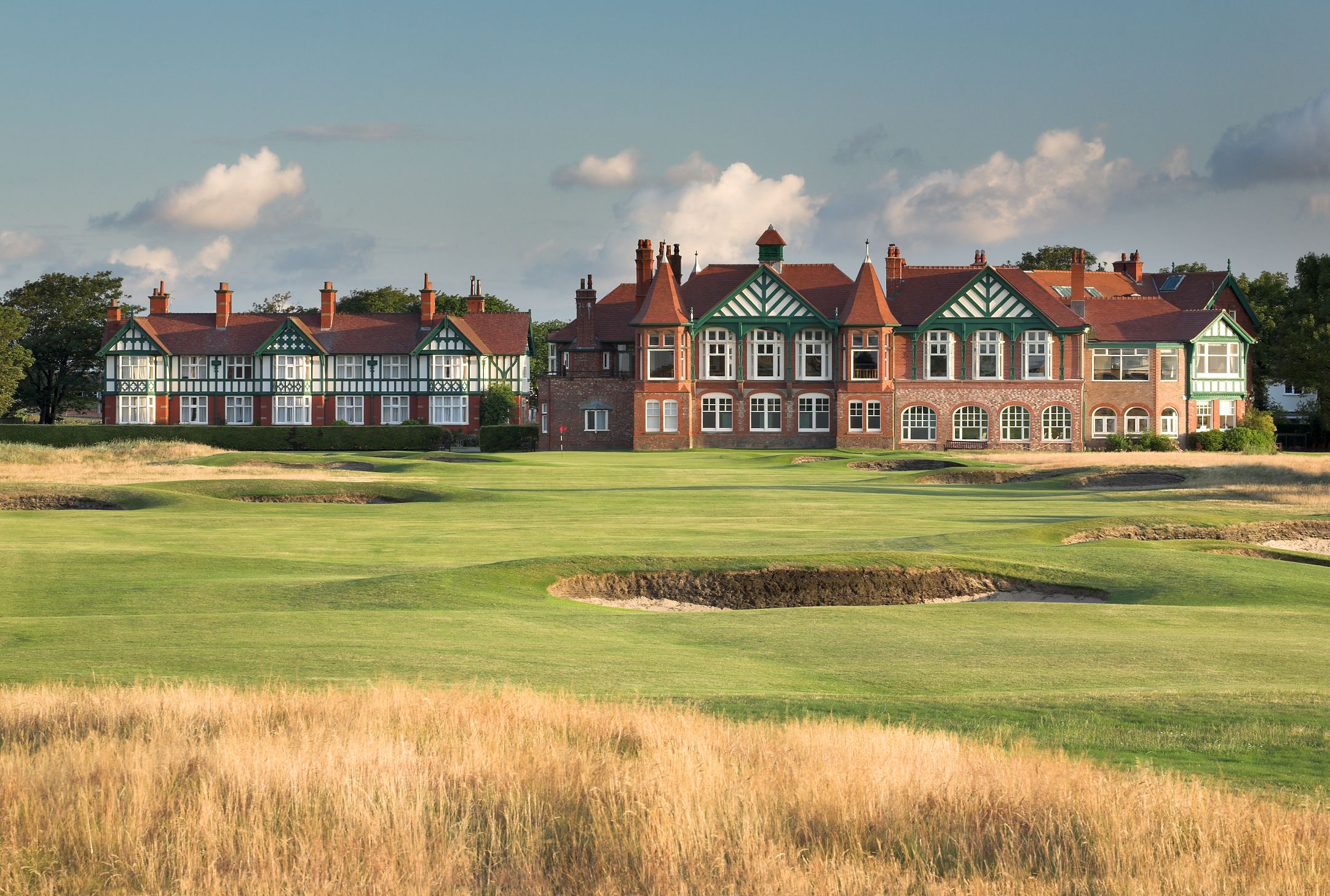 Royal lytham saint annes golf club cover picture