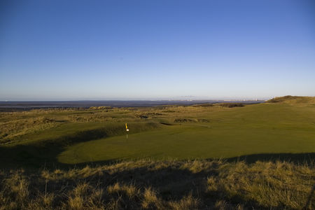 Overview of golf course named Wallasey Golf Club