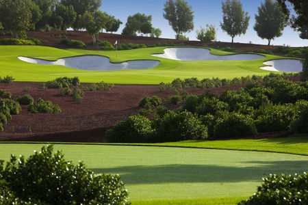 Jumeirah golf estates cover picture