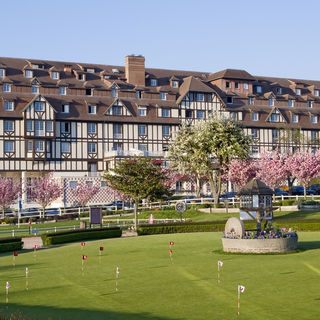 Barriere de deauville golf club cover picture