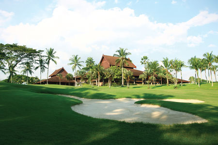 Overview of golf course named Saujana Golf and Country Club