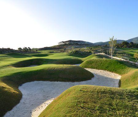 Kusadasi International Golf Club Cover Picture