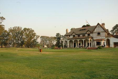Rosario Golf Club Cover