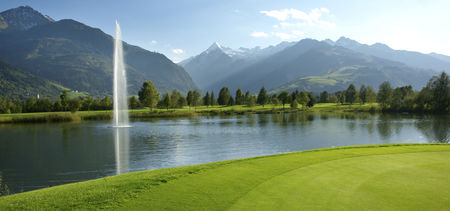 Overview of golf course named Golfclub Zell Am See-Kaprun - Saalbach-Hinterglemm