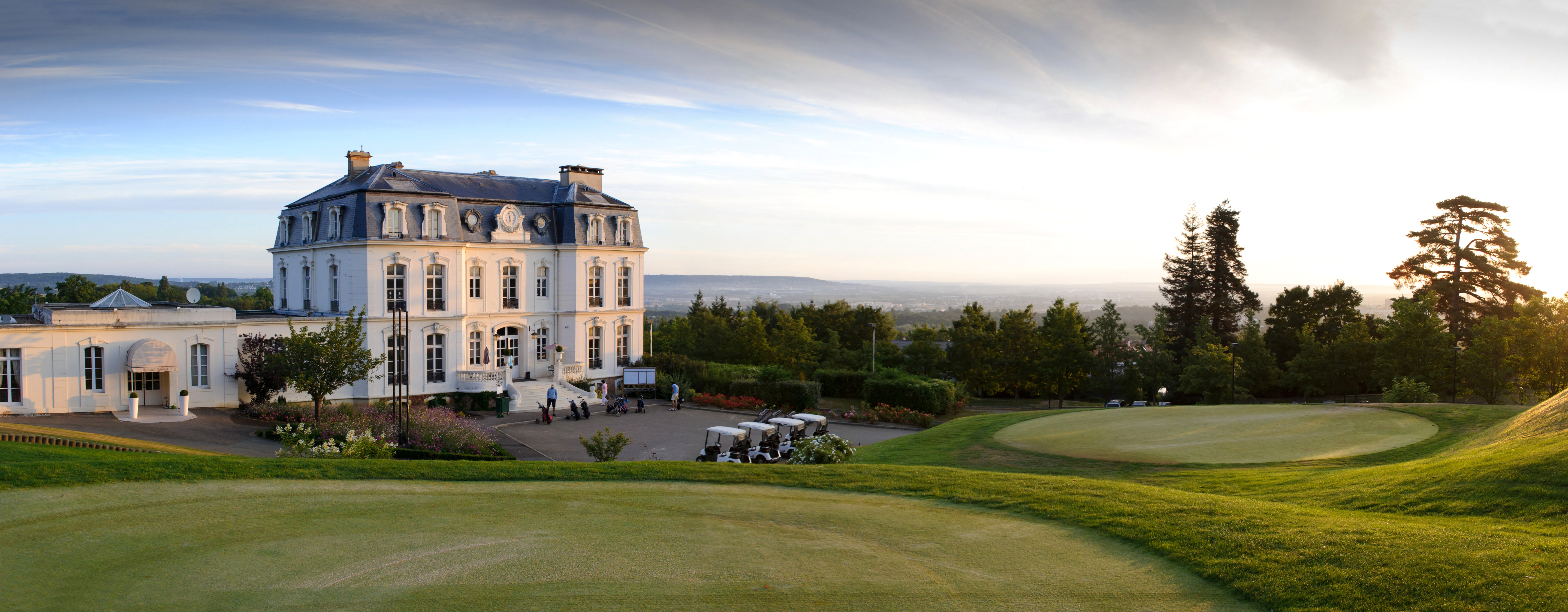 Overview of golf course named Exclusiv Golf de Bethemont