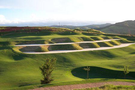 Vista Verde Golf Club Cover