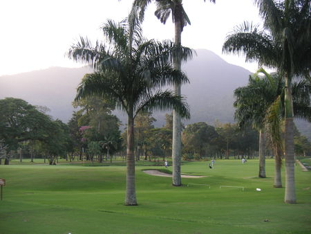 Overview of golf course named Itanhanga Golf Club