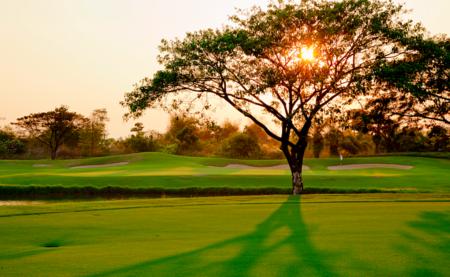 Overview of golf course named Angkor Golf Resort