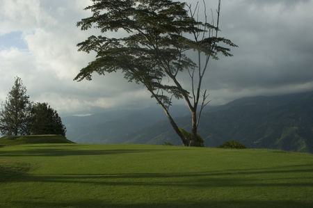 Overview of golf course named Ruitoque Golf and Country Club