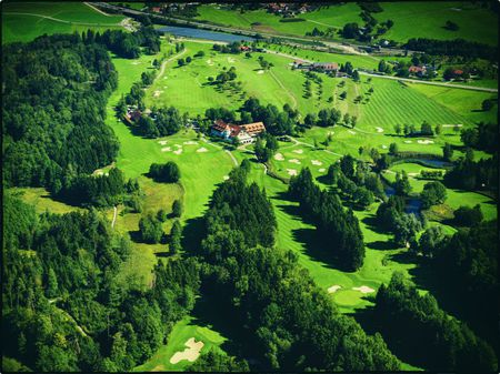 Overview of golf course named Golf Club Bodensee Weissensberg
