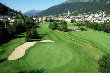 Golf Club Davos Cover Picture