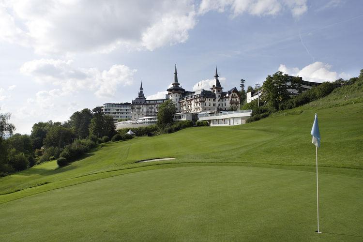 Dolder golf club zurich cover picture