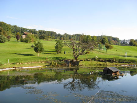Overview of golf course named Golf Club Du Domaine Du Bresil