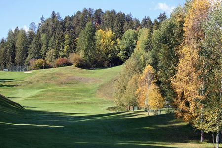 Overview of golf course named Golf Club Vulpera