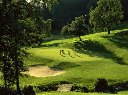 Waldkirch golf club cover picture