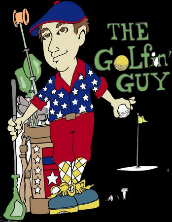 Profile cover of golfer named David Theoret