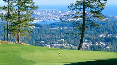 Overview of golf course named Bear Mountain Golf and Country Club - Valley Course