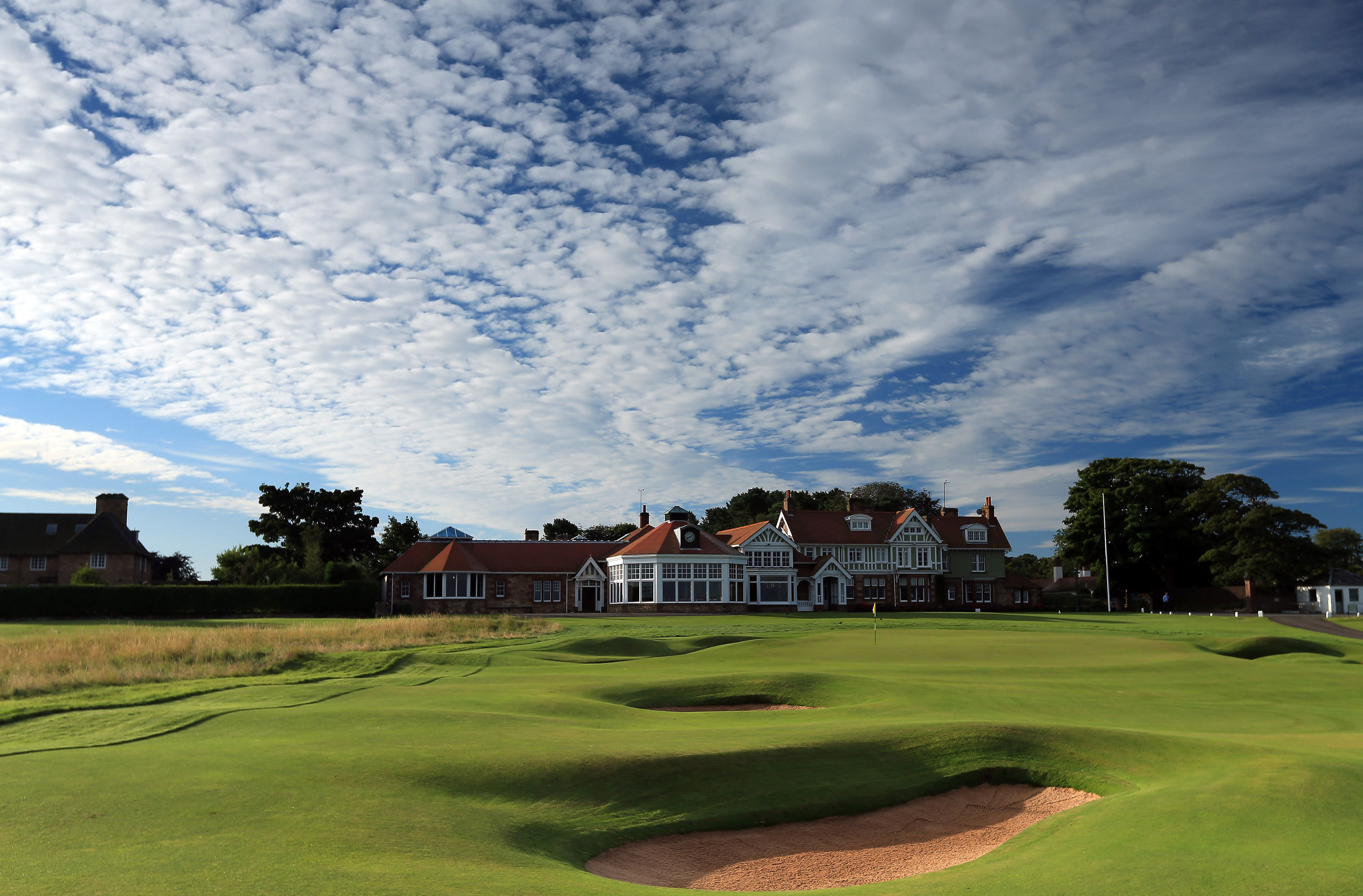 Muirfield golf club cover picture