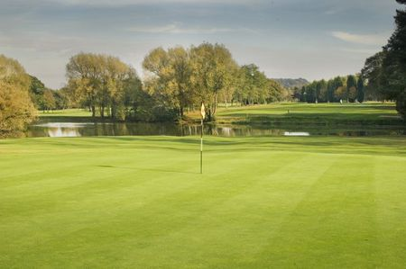 Maxstoke park golf club cover picture
