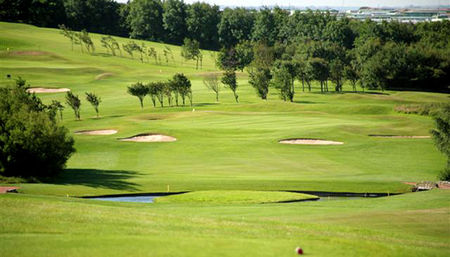 Heysham golf club cover picture
