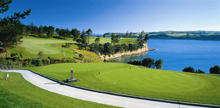 Gulf harbour country club cover picture
