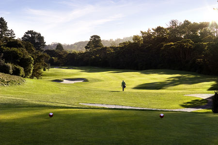 Overview of golf course named Titirangi Golf Club Incorporated