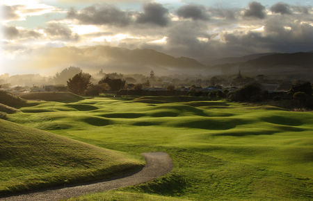 Paraparaumu Beach Golf Club Cover Picture