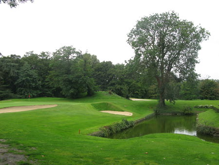 Overview of golf course named Golf Du Sart - Lille