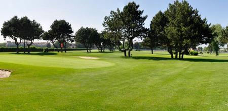Overview of golf course named Golf Des Flandres