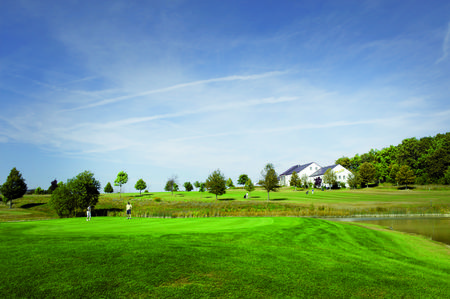 Golf resort bitburger land cover picture