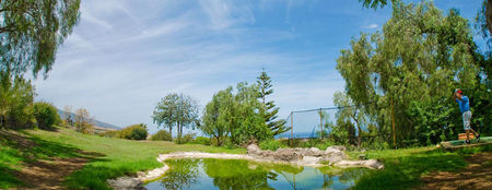 La rosaleda golf club cover picture