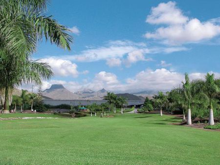 Overview of golf course named Centro de Golf Los Palos