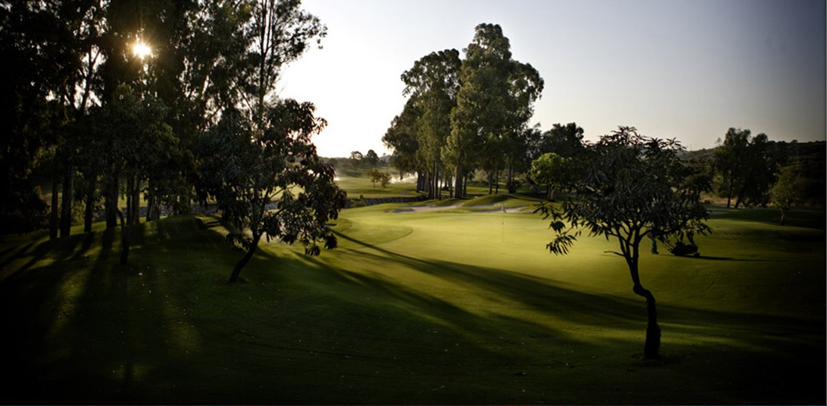 Overview of golf course named Santana Golf and Country Club