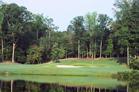 Meadowlands Golf Club Cover